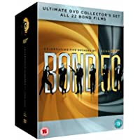 James Bond - 22 Film Collection