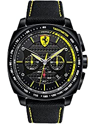 Scuderia Ferrari Aero Evo Mens Chronograph Watch 0830165