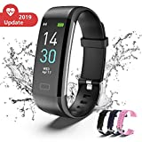 Smartwatch Braccialetto Fitness Activity Tracker Smart Watch Android iOS...