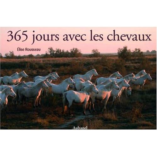 365 Jours avec les chevaux
