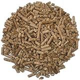 Pellet Misto potere calorico >4400 Kca/Kg, umidità 8% in sacchetto da 15Kg