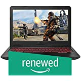 (Renewed) ASUS TUF Gaming FX504 15.6-inch FHD Laptop GTX 1060 6GB Graphics (Core i5-8300H 8th Gen/8GB RAM/1TB SSHD + 256GB SSD/Windows 10/Gun Metal/2.30 Kg), FX504GM-E4392T