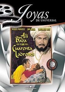 Ali Baba et les 40 voleurs / Ali Baba and the Forty Thieves ( Ali Baba & the 40 Thieves ) [ Origine Espagnole, Sans Langue Francaise ]