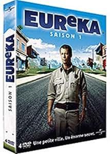 Eureka: L'intégrale de la saison 1 - Coffret 4 DVD [Import belge]