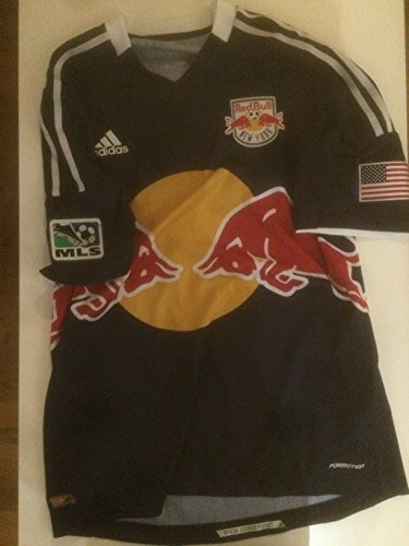 New York Red Bulls Adidas MLS Performance Replica Jersey Maglia - Blue