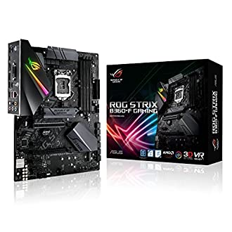 Intel ROG Strix B360-F Gaming Carte Mère ASUS LGA1151/USB3.1/M.2/ATX