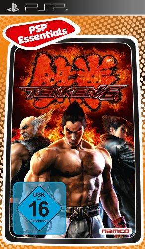 Tekken 6  [Essentials] (Wrestling Psp-spiele)