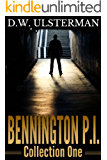 Private Detective: BENNINGTON P.I.: A thrilling four-novel private detective series... (English Edition)