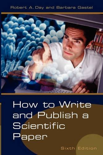 how-to-write-and-publish-a-scientific-paper