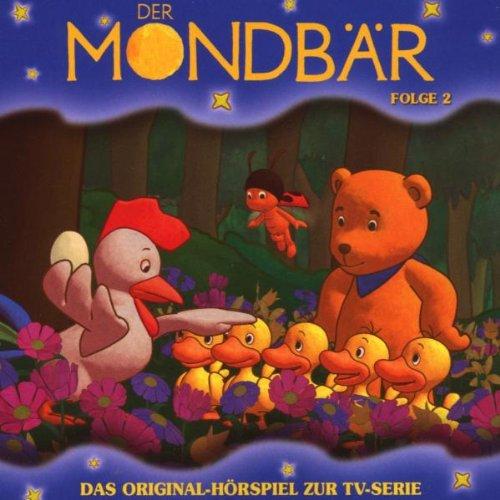 Der Mondbär, Folge 2, Original-Hörspiel zur TV-Serie -
