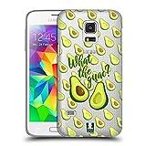 Head Case Designs Was Zum Guac Alles Ueber Avocados Ruckseite Hülle für Samsung Galaxy S5 Mini