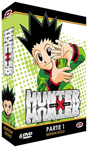 Hunter X Hunter - Partie 1 - Edition Gold (6 DVD + Livret)