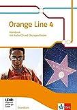 Orange Line 4 Grundkurs: Workbook mit Audio-CD und Übungssoftware Klasse 8 (Orange Line. Ausgabe ab 2014)