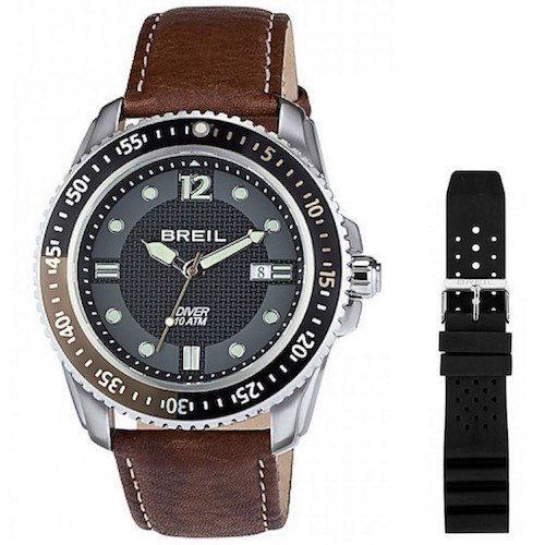 Breil - Watch - TW1422_MARRON/NERO-Unica