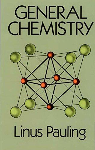 General Chemistry (Dover Books on Chemistry) por Linus Pauling