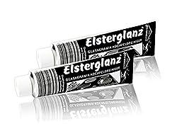 Elsterglanz Glaskeramik Kochfeldreiniger - 2 Maxituben á 150ml