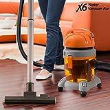 X6Water Vacuum Pro–Staubsauger ohne Beutel mit Wasserspeicher, 1400W