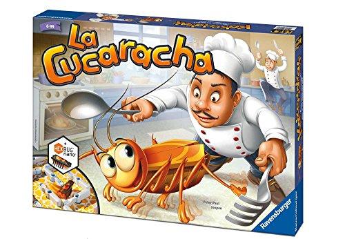 Ravensburger 22228 La Cucaracha Gioco di società, 6 anni+