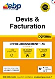 EBP Devis & Facturation DYNAMIC 12 mois + VIP - 2018 [PC Download]