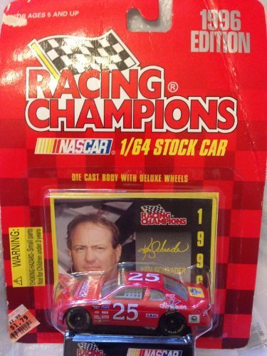 racing-champions-1996-edition-with-card-ken-schrader-25-gmac-by-gmacracing-champions-car