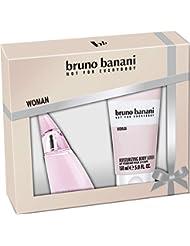 bruno banani Woman Eau de Toilette Spray 40 ml + Body Lotion 150 ml, 190 ml