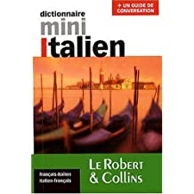 Le Robert & Collins mini dictionnaire italien
