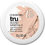 Best CoverGirl Loose Face Powders - TRANSLUCENT FAIR 405: COVERGIRL truBLEND Minerals Loose Mineral Review