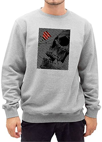 l Raster Sweater Grey S ()