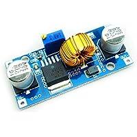 HiLetgo® - Convertidor de portabrocas DC-DC (3 unidades, salida de fuente de alimentación de 1,23 V-36 V)