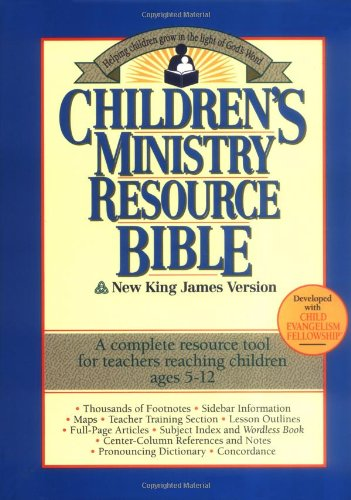 Download Children's Ministry Resource Bible-NKJV: Helping