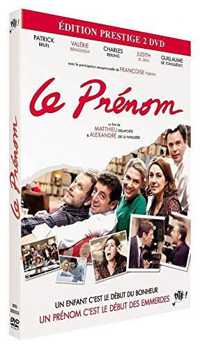 Preisvergleich Produktbild Coffret le prénom : le film et la pièce de théâtre [FR Import]