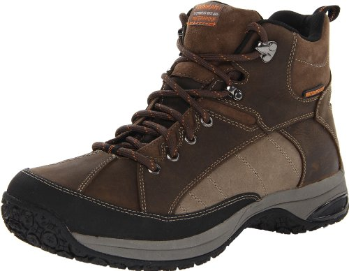 Dunham Herren Lawrence Waterproof Boot, Brown, 53 4E EU (Schuhe Boot Dunham)