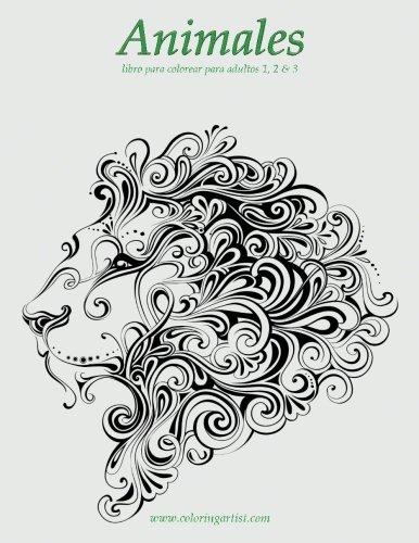 9781532751424 EAN - Animales Libro Para Colorear Para Adultos 1, 2 ...