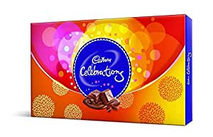 Cadbury Celebrations Assorted Chocolate Gift Pack, 114.8g