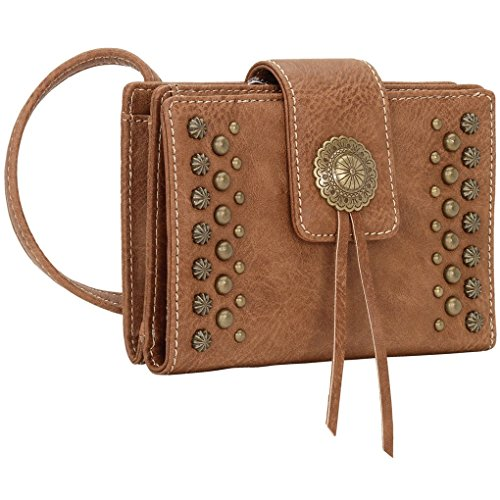 Banadana From American West  Êcross-body Bags, Sacs bandoulière femme peau