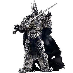 SKP World of Warcraft Arthas Menethil, Dekorationsmodell, Spielzeugmodell, für Valentinstag, Geburtstag und Schreibtisch