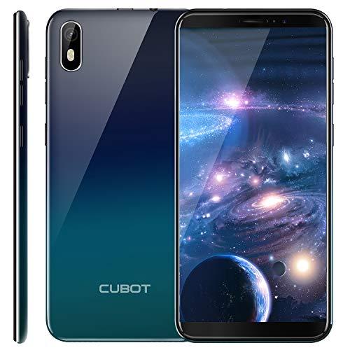 CUBOT J5 Smartphone Dual SIM Android 9.0, Télephone Portable débloqué Écran FHD 5,5 Pouces...