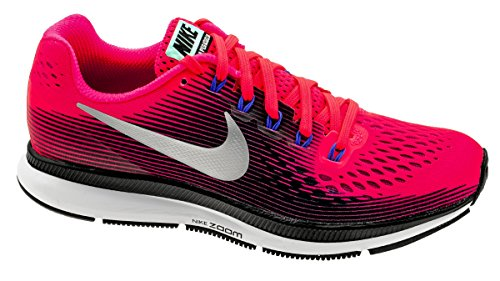Nike - Air Zoom Pegasus 34 Damen Laufschuh (orange/pink)