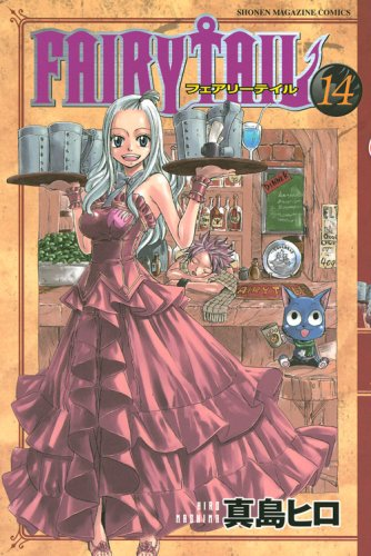 FAIRY TAIL NEW EDITION BIG n 14