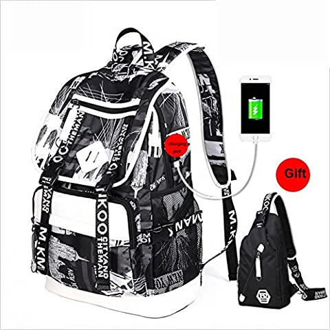 Backpack Sac à dos Impression d'Oxford Entreprise Sac à dos