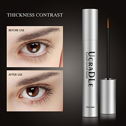 dbddaf082e6 Eyelash Serum, Lash Enhancer Serum Eyelash Booster for Longer ...