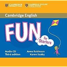 Fun for Starters Audio CD Third Edition (Cambridge English)