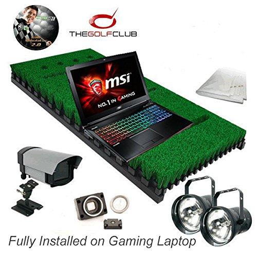 PROTEE Base Lot One Pro Simulateur de Golf avec TGC Ensemble de logiciels Entièrement Exécutées...