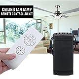 Diadia - Kit de mando a distancia universal para lámparas de techo y mando a distancia inalámbrico con temporizador, puede penetrar en la pared