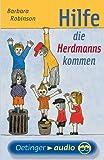 Hilfe, die Herdmanns kommen (MC): Lesung - Barbara Robinson, Manfred Steffen
