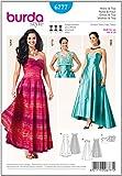 Burda b6777Misses Kleid und Top