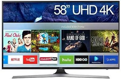 SAMSUNG UE58MU6125 Smart Tv 58
