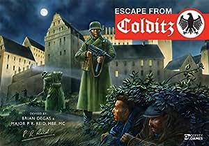 Escape from Colditz: Colditz Castle - World War II