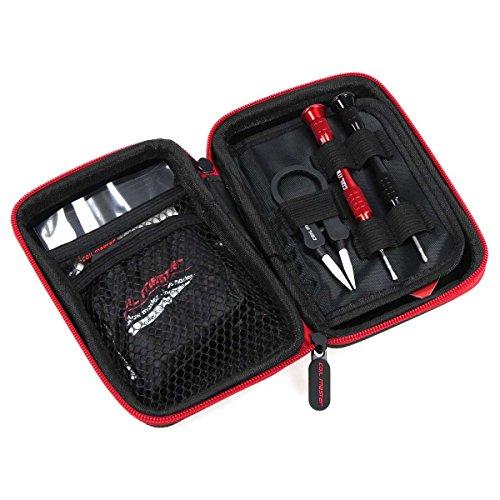 Coil Master DIY Kit Mini komplettes Werkzeug und Zubehör im Kleinformat - zum Selbstwickeln für e-Zigarette (Diy Box Mod)
