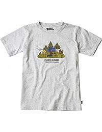 Fjällräven enfants Kids Camping Foxes T-shirt